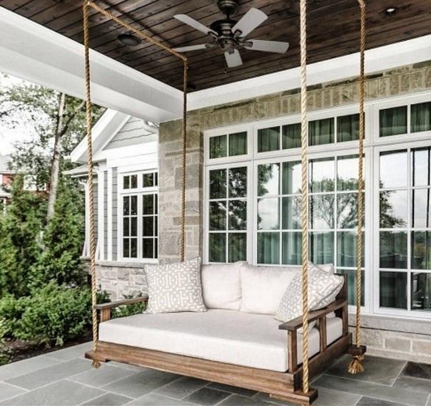 Окна для загородного дома