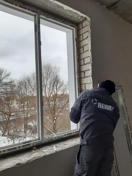 Перед новым годом самое то заказать окна