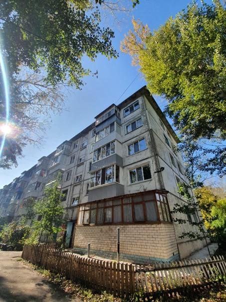 """Балкон в доме, под народным названием """"хрущевка"""""""
