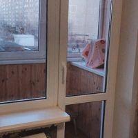 Установка двери вместо окна